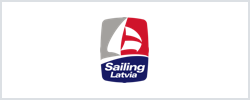 Sailing Latvia Logo