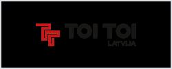 Toi Toi Latvija Logo